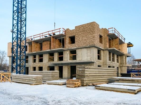 Фото Жилой комплекс SCANDIS (Скандис), дом 7, Ход строительства 10 декабря 2018