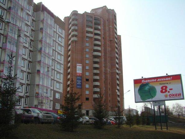 Фото Копылова, 5 дом, 1 оч, Ход строительства апрель 2009