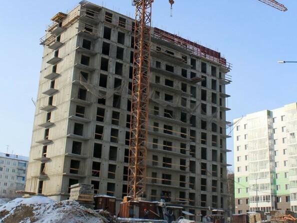 Фото Жилой комплекс РЕКОРД, 3 этап, Ход строительства январь 2019