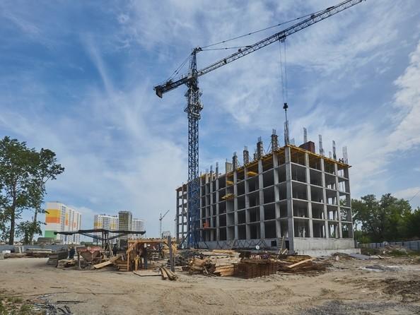 Ход строительства 30 мая 2019