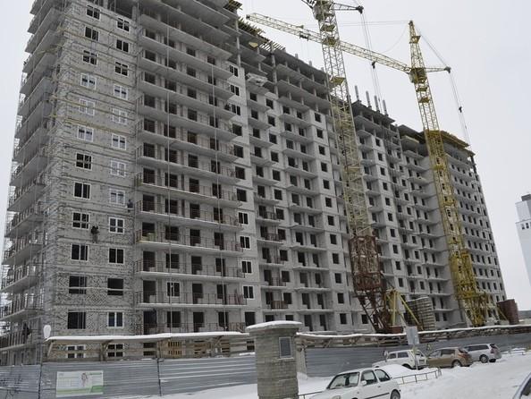 Фото Жилой комплекс ОЛИМПИЙСКИЙ, Ход строительства ноябрь 2018