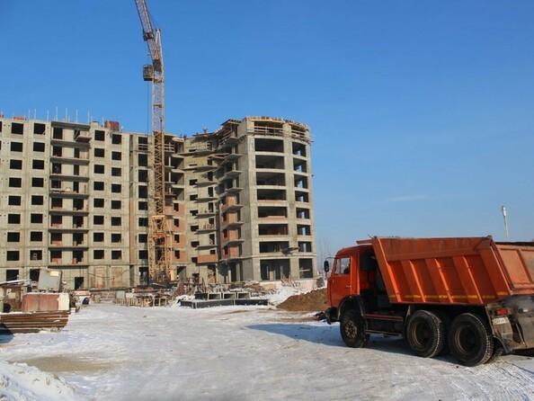 Фото Жилой комплекс СИМВОЛ, 3 очередь, б/с 16, Ход строительства 4 декабря 2018
