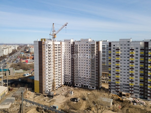 Фото Иннокентьевский, 3 мкр, дом 6, Ход строительства 7 апреля 2019