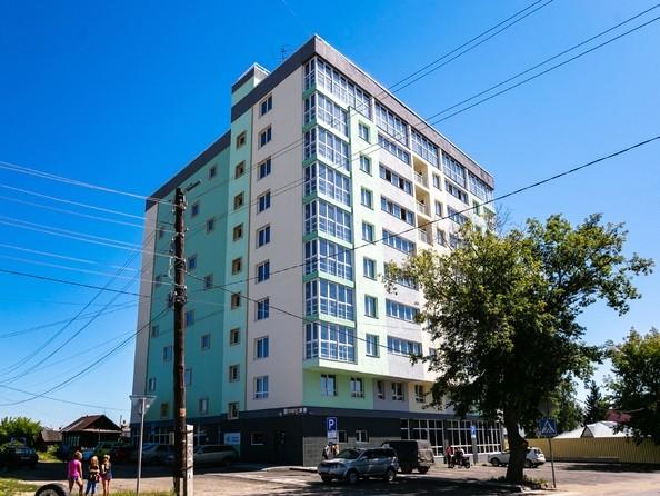 Фото Жилой комплекс ИЗУМРУДНЫЙ, август 2018