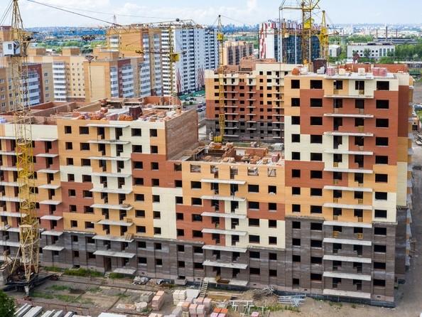 Ход строительства 24 июня 2019