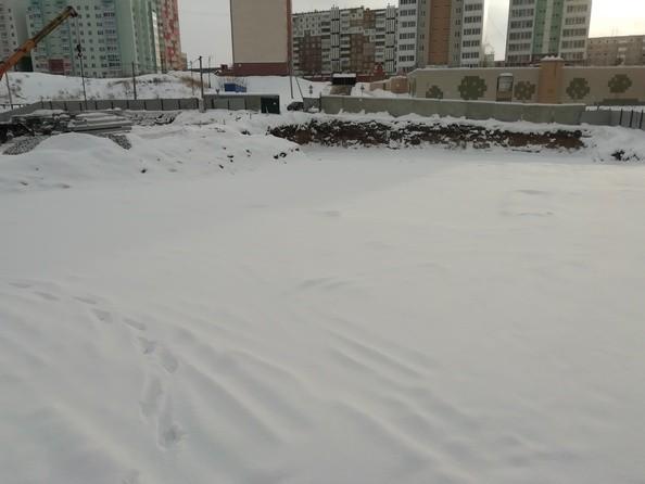 Фото Жилой комплекс КЕМЕРОВО-СИТИ, дом 7а, Ход строительства январь 2019