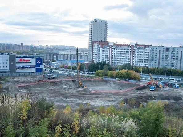Фото Жилой комплекс АКАДЕМИЯ, 1 корпус, Ход строительства сентябрь 2018