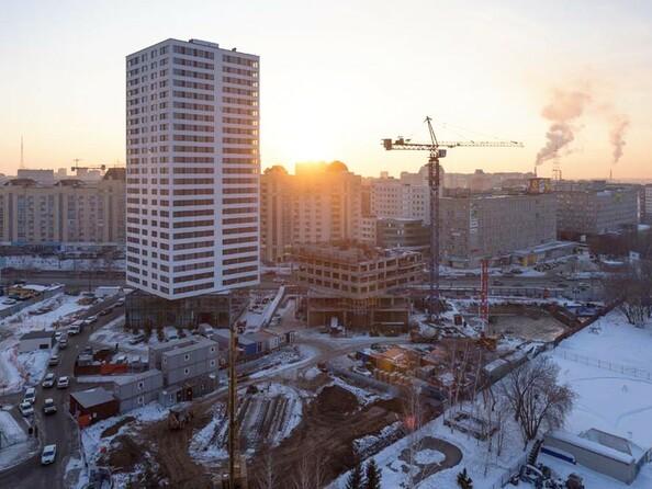 Фото Жилой комплекс ПАНОРАМА, дом 6, Ход строительства март 2019