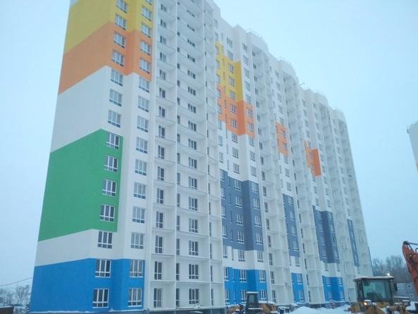 Фото Жилой комплекс ВЕНЕЦИЯ-2, дом 4, Ход строительства декабрь 2018