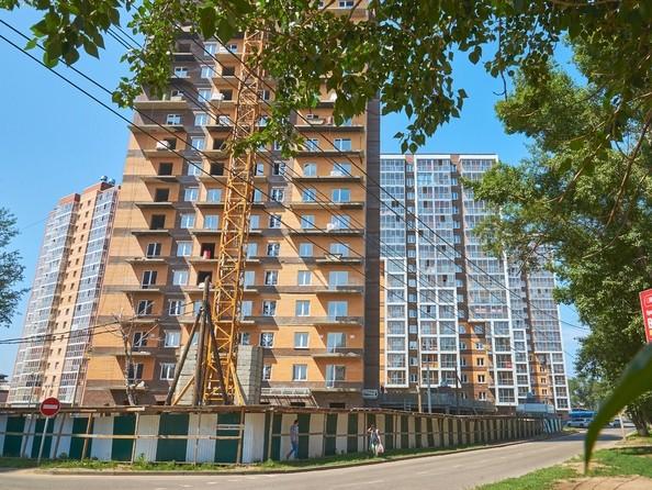Фото Жилой комплекс КВАРТАЛ, 2 оч, б/с 3, Ход строительства 2 августа 2018