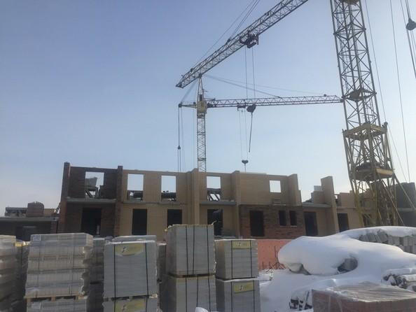 Фото Жилой комплекс СВОБОДА, дом 8, Ход строительства февраль 2019