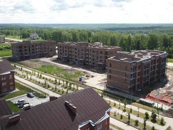 Фото Жилой комплекс Да Винчи, дом 5, Ход строительства июнь 2019