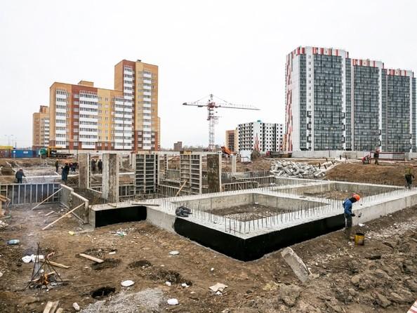 Фото Жилой комплекс ОБРАЗЦОВО, дом 4, 27 апреля 2018