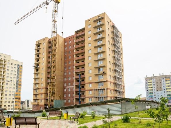 Фото Жилой комплекс Мужества, 12 , Ход строительства 25 июня 2018