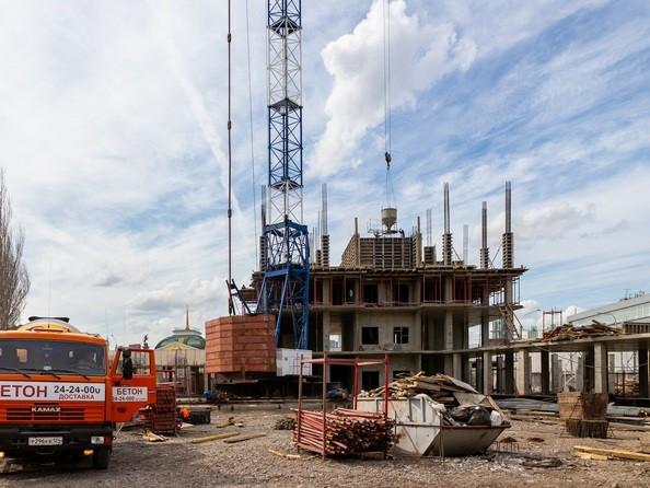 Ход строительства 23 августа 2019