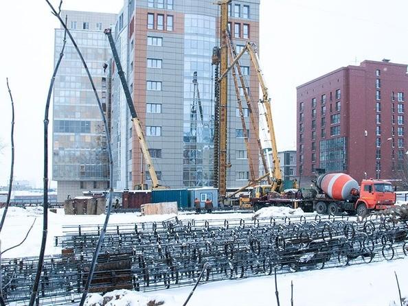 Фото Жилой комплекс ГУДИМОВ, Ход строительства декабрь 2018