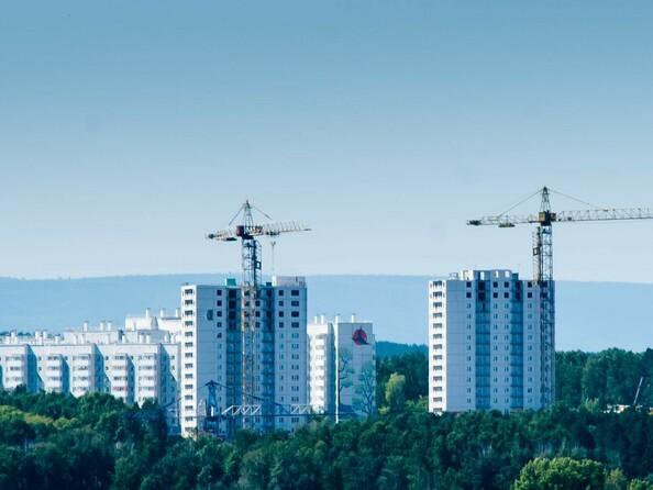 Фото Жилой комплекс ЛЕСНОЙ МАССИВ, дом 1, стр 6, Ход строительства 4 августа 2018