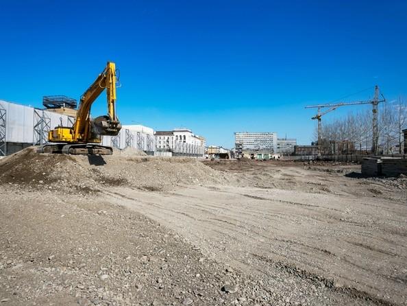 Ход строительства 23 апреля 2019