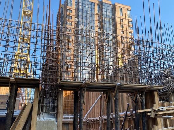 Ход строительства 1 декабря 2020