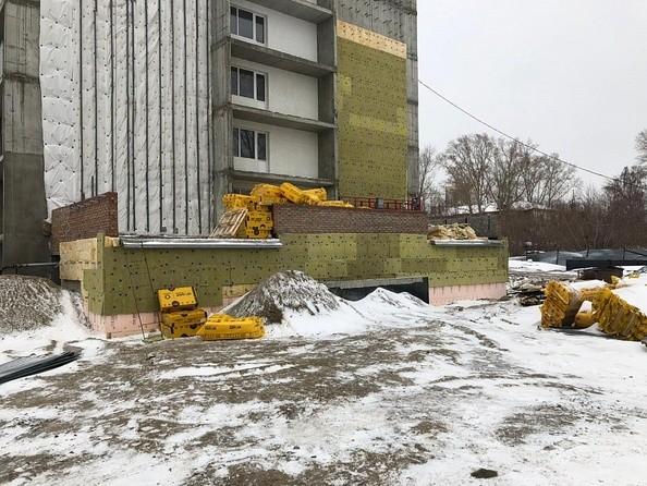 Фото Жилой комплекс ГВАРДЕЙСКИЙ, Ход строительства март 2019