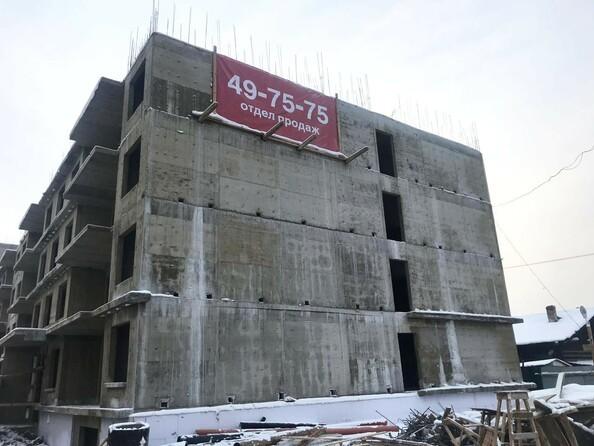 Фото Жилой комплекс СЕМЬЯ, 1 оч, Ход строительства январь 2019