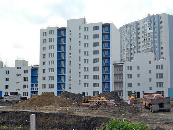Фото ТОМЬ, дом 15, корпус 1, Ход строительства июль 2019