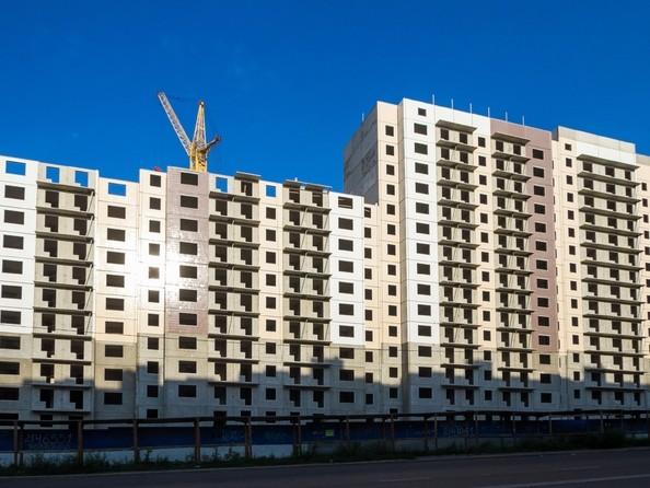 Фото Жилой комплекс Покровский, 3 мкр, дом 5, 14 августа 2017