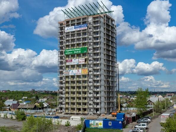 Фото Жилой комплекс МИЛЛЕНИУМ, Ход строительства май 2019