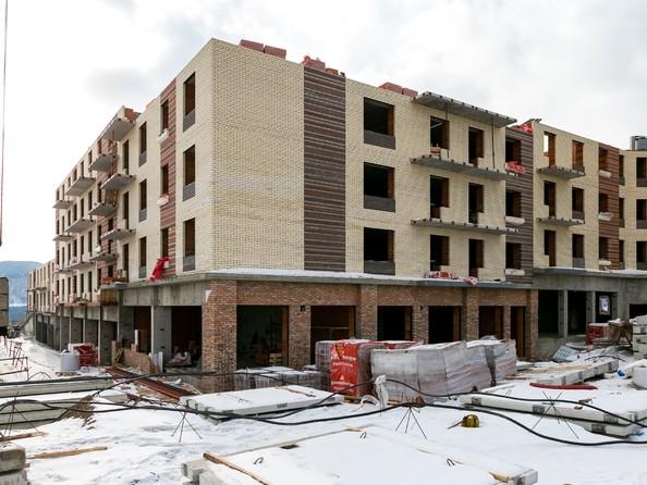 Фото Жилой комплекс Академгородок, дом 1, корп 3, Ход строительства 22 февраля 2019