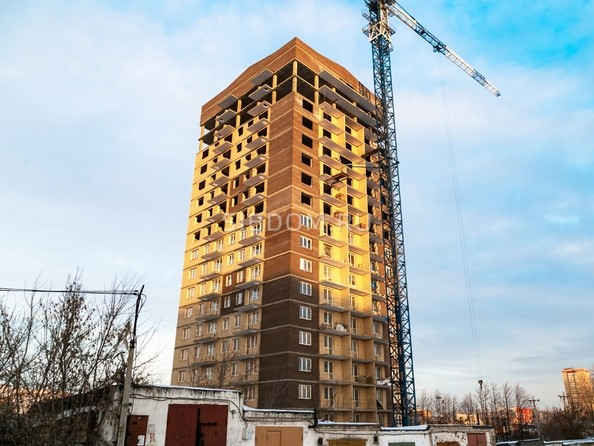 Ход строительства декабрь 2018
