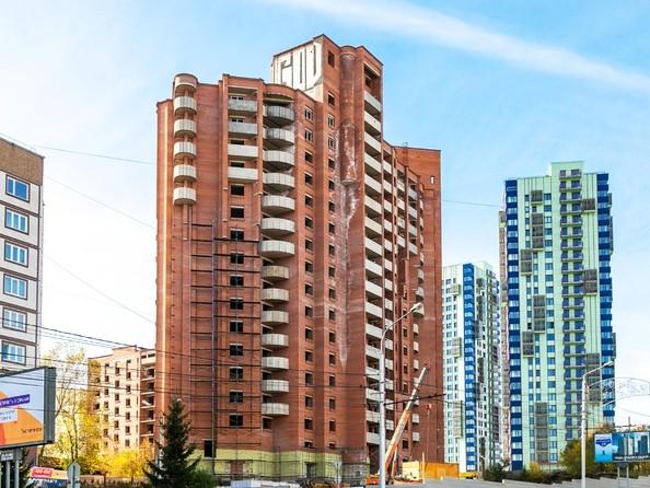 Фото Копылова, 5 дом, 1 оч, Ход строительства 9 октября 2018