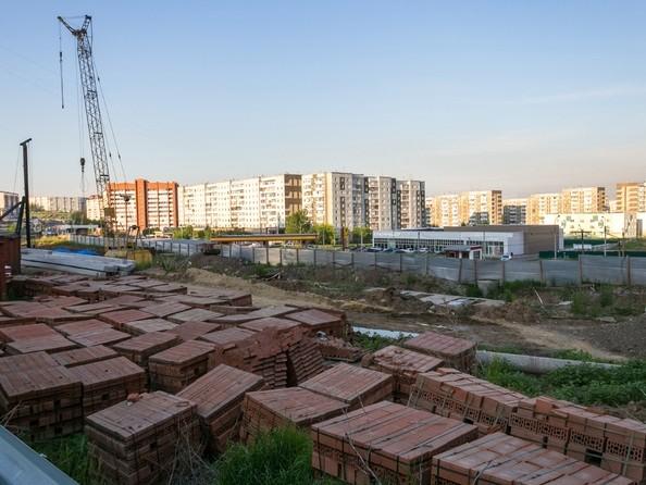 Фото Жилой комплекс СНЕГИРИ, дом 7, Ход строительства 25 июня 2018