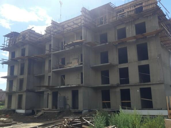 Ход строительств 5 августа 2020