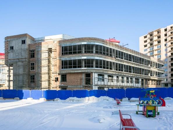Фото Жилой комплекс Офисно-деловой центр БИЗНЕС ПОРТ, SKY SEVEN, Ход строительства 21 февраля 2018