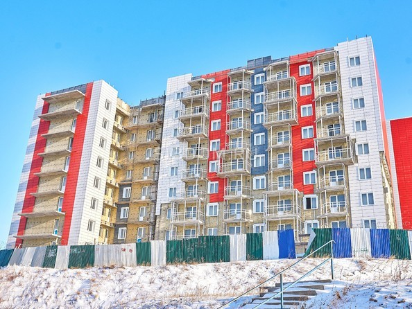 Фото Жилой комплекс ТОПКИНСКИЕ ГОРКИ, 2 оч, 9 января 2018