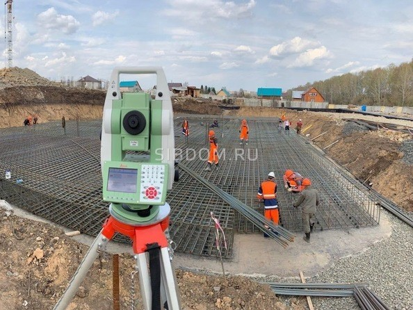 Фото Жилой комплекс ЮЖНЫЙ, дом «Аметистовый», Ход строительства май 2019
