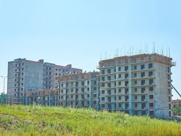 Фото Жилой комплекс ЭВОЛЮЦИЯ, 4.1-4.2 б/с , Ход строительства 2 августа 2018