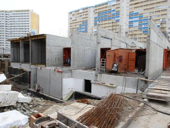 Фото Жилой комплекс НА ФАДЕЕВА, дом 8, Ход строительства май 2018