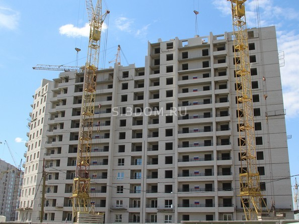 Ход строительства июнь 2020