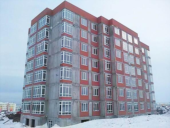 Фото СОЛНЕЧНЫЙ БУЛЬВАР, дом 18, корпус 3, Ход строительства февраль 2019