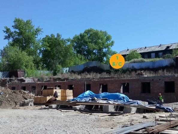 Фото Жилой комплекс МАРТ, 1 б/с, Ход строительства август 2019