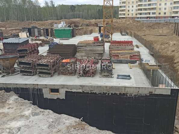 Ход строительства июль 2021