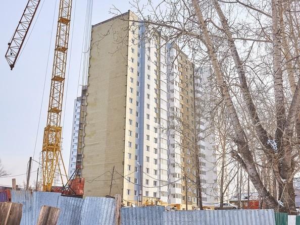 Фото Жилой комплекс ГРАНД-ПАРК, б/с 1.1, Ход строительства 10 декабря 2018