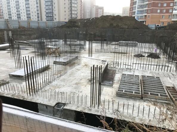 Ход строительства 16 октября 2018
