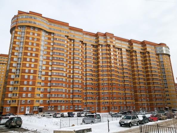 Фото Жилой комплекс РАДУЖНЫЙ, дом 3, Ход строительства 20 февраля 2019