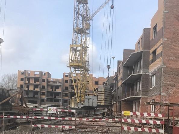 Фото Жилой комплекс СЭЛФОРТ, 2 оч, Ход строительства 20 марта 2019