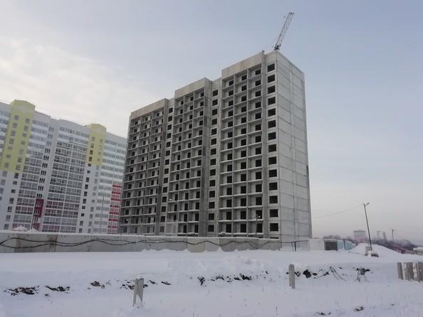 Фото ВОСТОЧНЫЙ, 85/1а, Ход строительства январь 2019