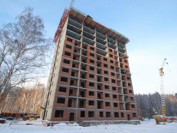 Фото Жилой комплекс СОКОЛЬНИКИ, стр 1, Ход строительства декабрь 2018