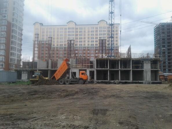 Фото СИБИРСКИЕ ПРОСТОРЫ, дом 1, корпус 2, Ход строительства июль 2019