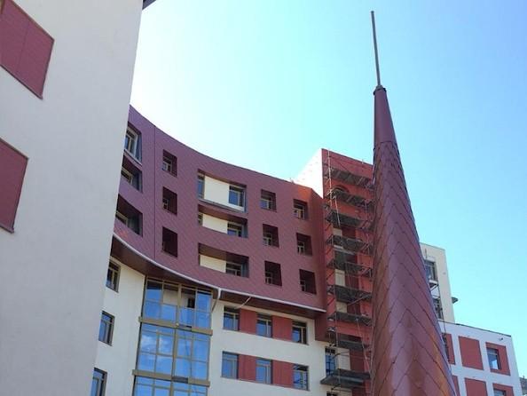 Фото Жилой комплекс НОВЫЙ ПИОНЕР (Лермонтова, 6), Ход строительства июль 2019